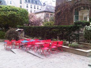 Terrasse de l'Ebouillanté